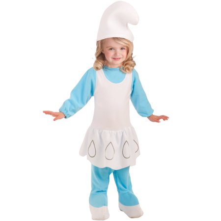 The Smurfs Smurfette Infant/Toddler Costume](Smurf Costume Women)