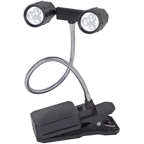 Chef's Basic Select 6-LED BBQ Clip Light, HW5307