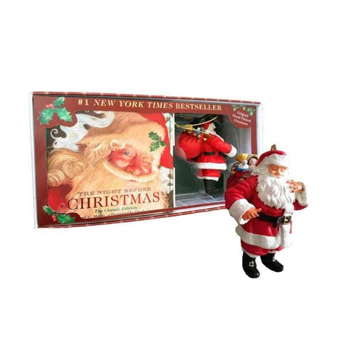 The Night Before Christmas Gift Set: The Classic Edition