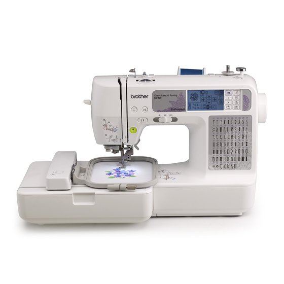 Brother SE40 Computerized Sewing And Embroidery Machine Walmart Unique Kenmore Sewing Machine Parts And Accessories