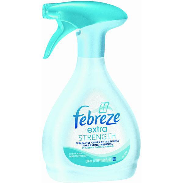 Extra Strength Febreze Fabric Refresher