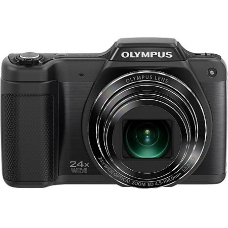 Olympus Stylus SZ-15 Digital Camera with 24x Optical Zoom and 3-Inch LCD (Black) (Old Model) Incredible close-ups and vivid video are no longer out of reach thanks to the perfect combination of power, performance and price! The super-slim Olympus SZ-15 is equipped with a massive 24x wide-angle optical zoom lens (25-600mm equivalent) that makes the distance melt away so you can capture everything from the kids playing at the park to the big game! And because it delivers high-quality, high-definition video at the touch of a button, you don t have to fiddle with a camcorder or compromise quality by using your smartphone. Plus, with built-in extras like Dual Image Stabilization, Face Detection and AF Tracking, you re sure to get ideal results every time! A host of creative in-camera art filters can turn even the most ordinary images into works of art with cool effects like Reflection, Fragmented and Dramatic. Jam packed with technology yet easy on the eyes and wallet! SKU: ADIB00AQ2BU56