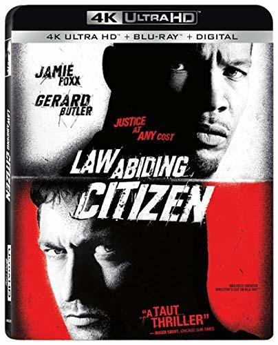 Law Abiding Citizen 4K + Blu-ray + Digital