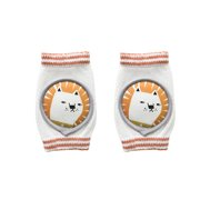 Essen 1Pair Dinosaur Animal Breathable Baby Safety Crawling Knee Pad Elbow Protector