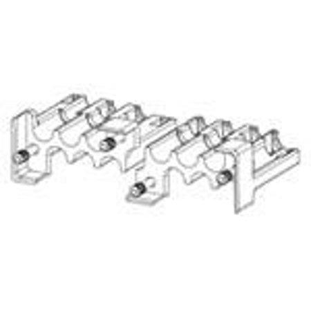 Rack & Panel Connectors 12P KIT BKSHL -