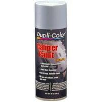 Duplicolor BCP103 12 oz Aerosol High Performance Brake Caliper Paint, Silver