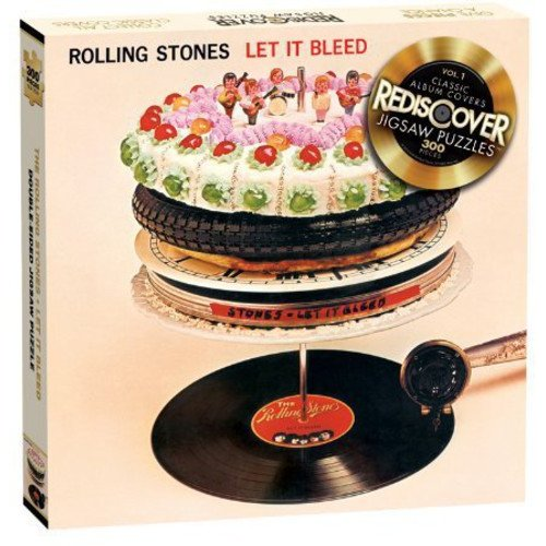 "Rolling Stones ""Let it Bleed"" Jigsaw Puzzle, 300 Pieces"