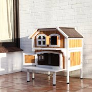 Trixie Pet 2-Story Cat Cottage