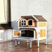 Trixie Pet 2-Story Cat Cottage