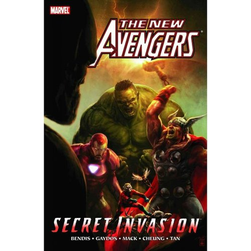 The New Avengers: Secret Invasion Book 1