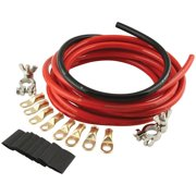 Quickcar Racing Products QRP57-010 Battery Cable Kit - 2 AWG
