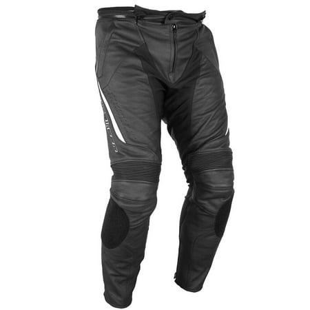 - Fieldsheer Rider Mens Leather Pants Black