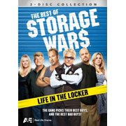 The Best Of Storage Wars: Life In The Locker by A&E Home Video
