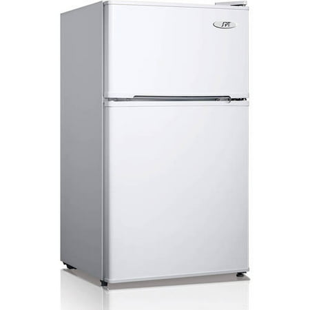 Sunpentown 3.5 cu. ft. Two Door Refrigerator with Energy Star