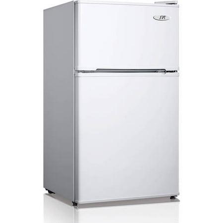 Sunpentown 3 5 Cu Ft Two Door Refrigerator With Energy Star Walmart Com