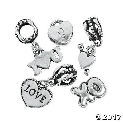 In 13752440 Valentine Large Hole Bead Assortment