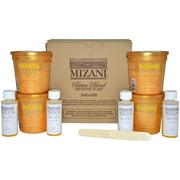 Butter Blend Sensitive Scalp Rhelaxer Kit by Mizani for Unisex, 4 Applications
