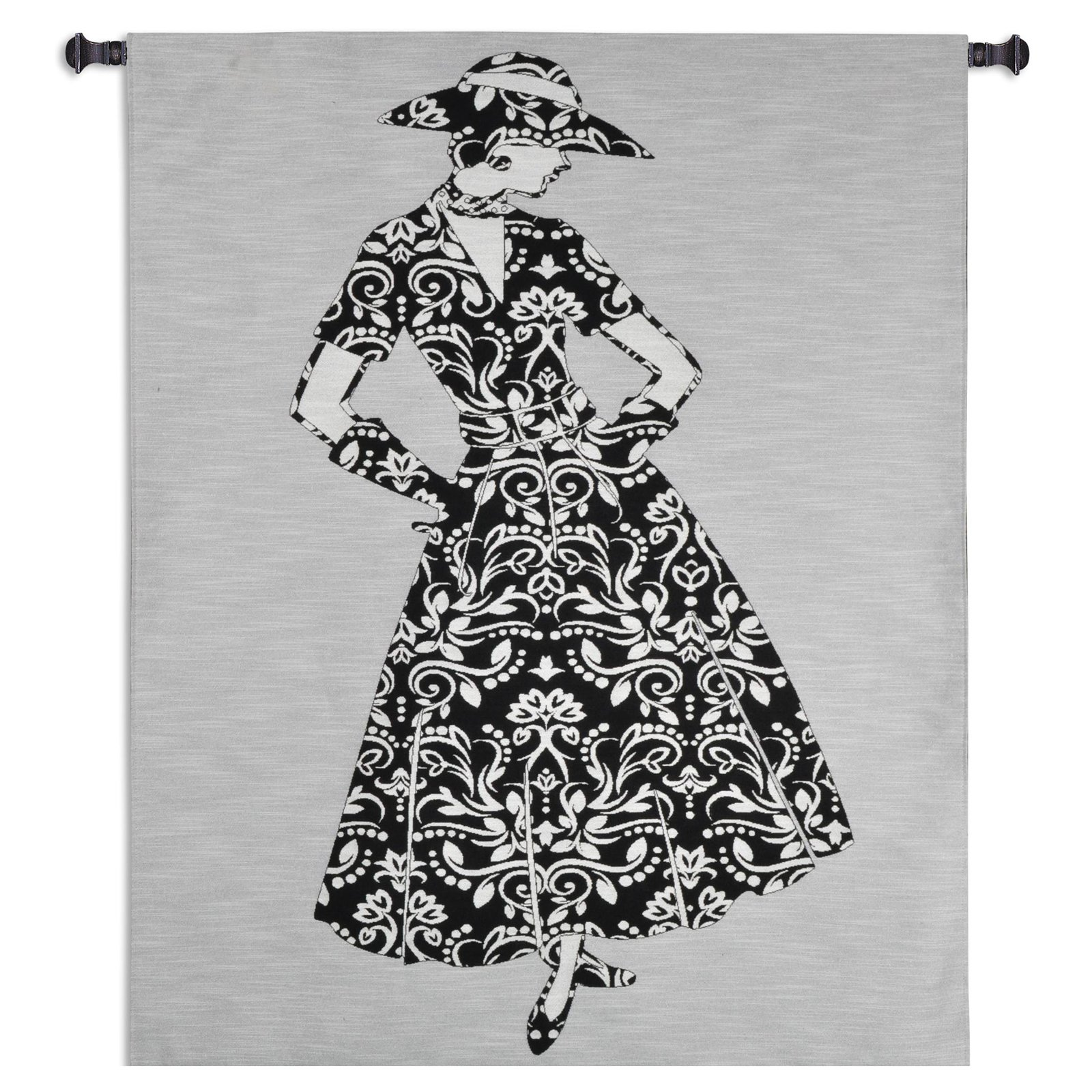 Fine Art Tapestries Femme Fatale Wall Tapestry by Supplier Generic