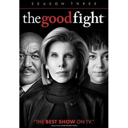 The Good Fight: Season Three (DVD) (Fight The Good Fight With All Thy Might)