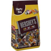 Hershey's Miniatures, 2.5 lb