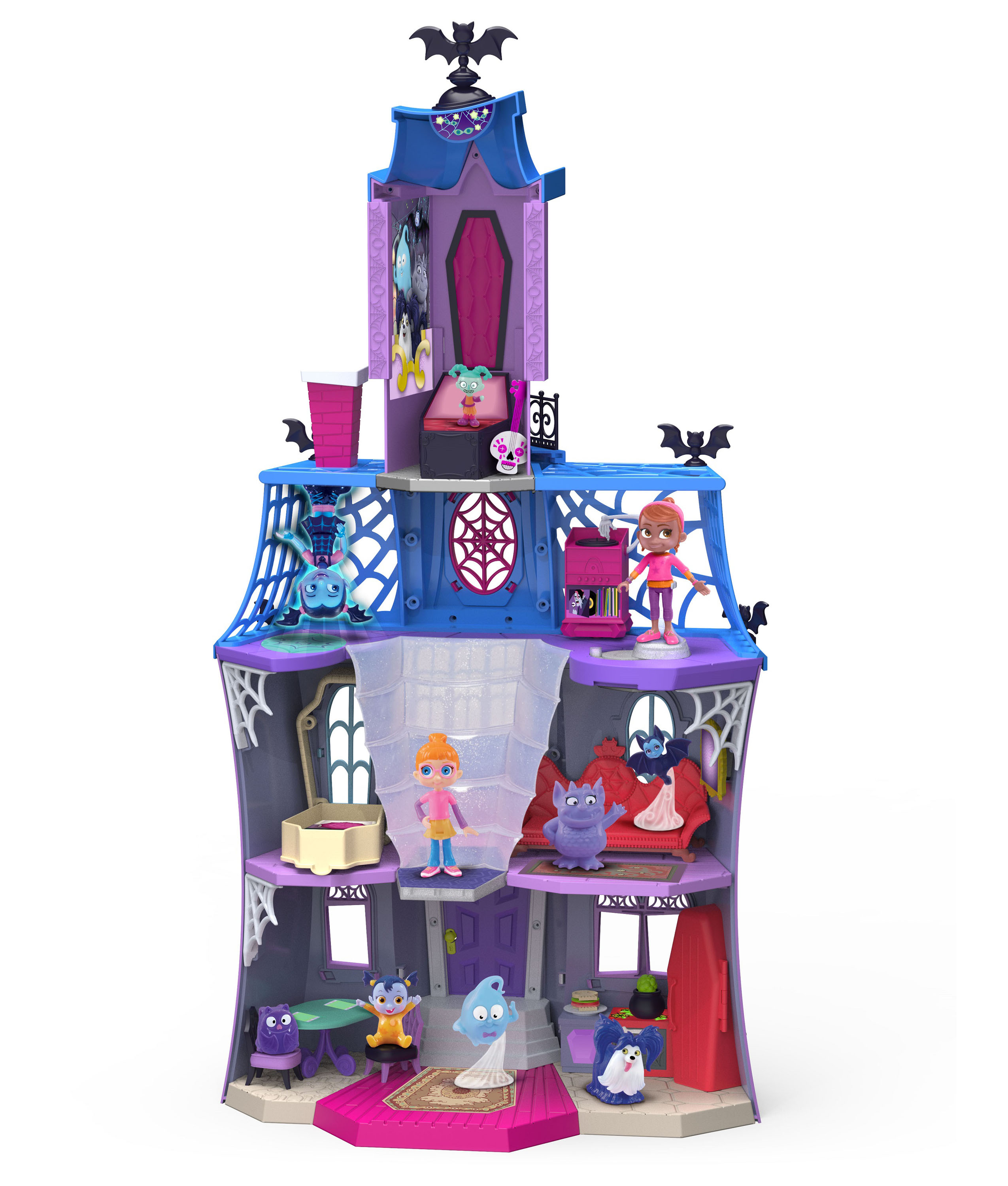 Disney Junior Vampirina Scare B&B Playset by Just Play