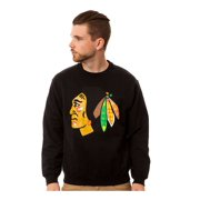Black Scale Mens The Blackhawk O.G. Crewneck Sweatshirt