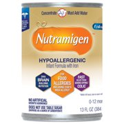 Nutramigen Hypoallergenic Infant Formula for Cow's Milk Allergy - Concentrate, 13 fl oz Can
