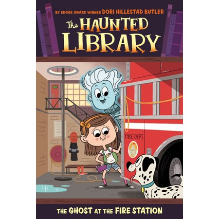 The Ghost at the Fire Station #6 - eBook