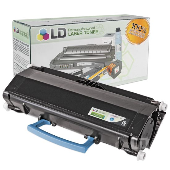 LD Compatible X463H11G High Yield Black Laser Toner Cartridge for Lexmark