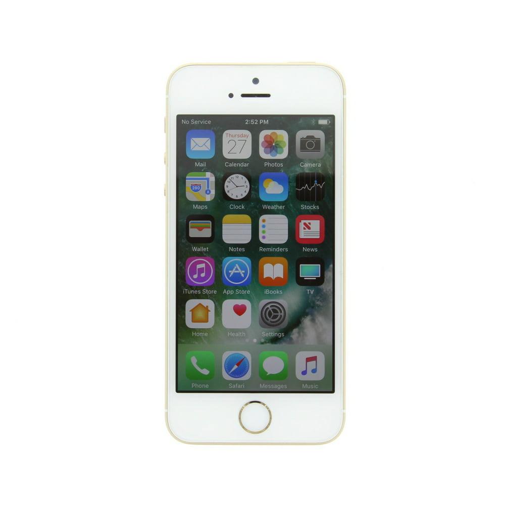 Apple iPhone SE a1662 16GB GSM Unlocked (Refurbished ...