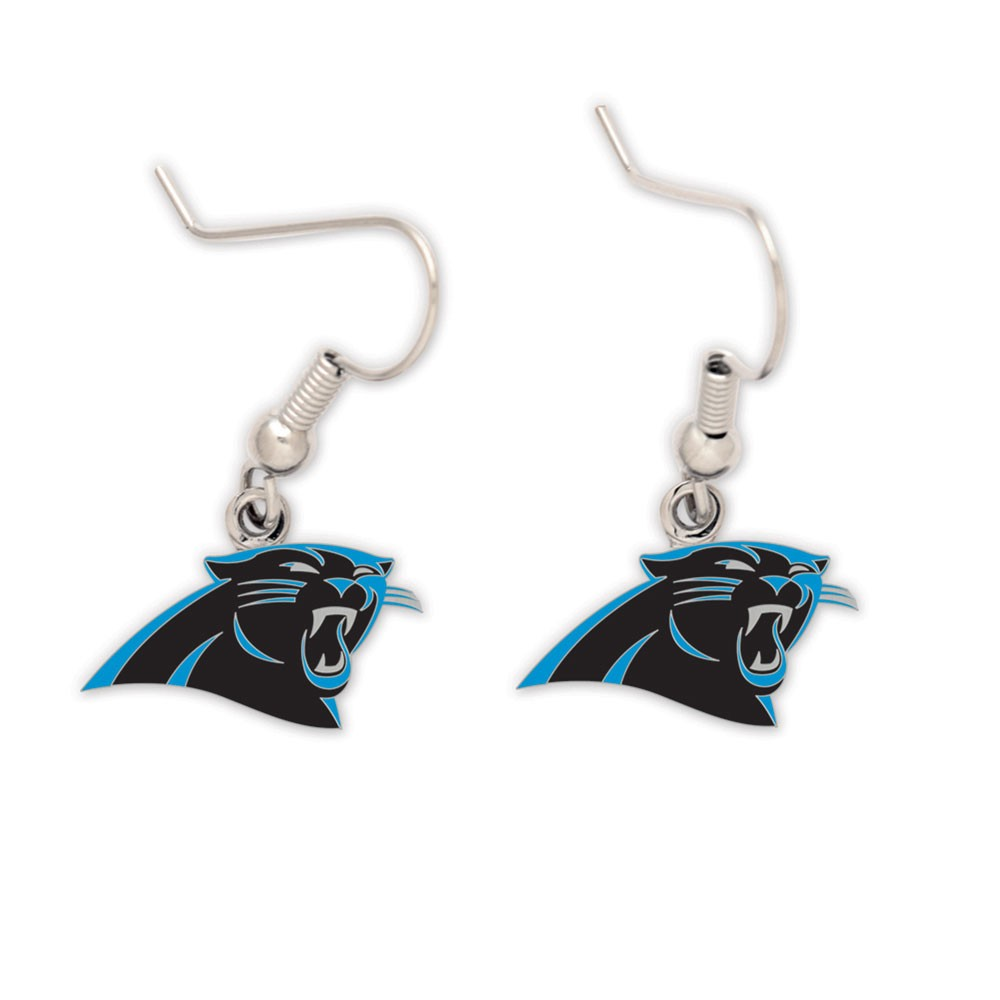 Carolina Panthers Official NFL 1 inch  Earrings by Wincraft