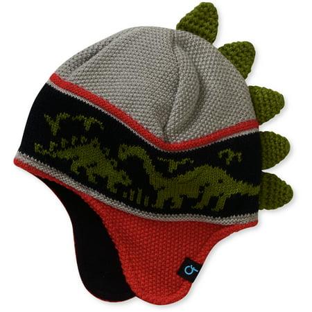 75083a68b Boy's Dinosaur Beanie Hat - Walmart.com