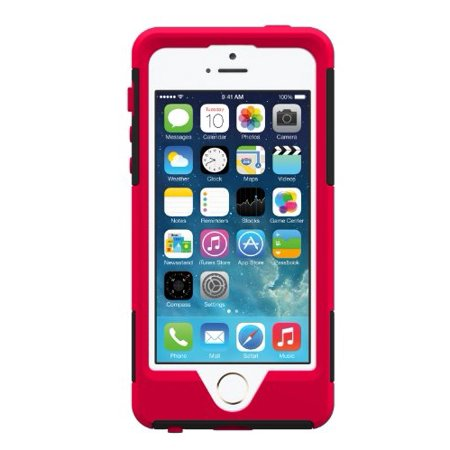 reputable site 5cc5f 32c65 Trident Case AEGIS for iPhone 5/5S - Retail Packaging - Red