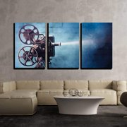 Best Image Art Projectors - Wall26 3 Piece Canvas Wall Art - Photo Review