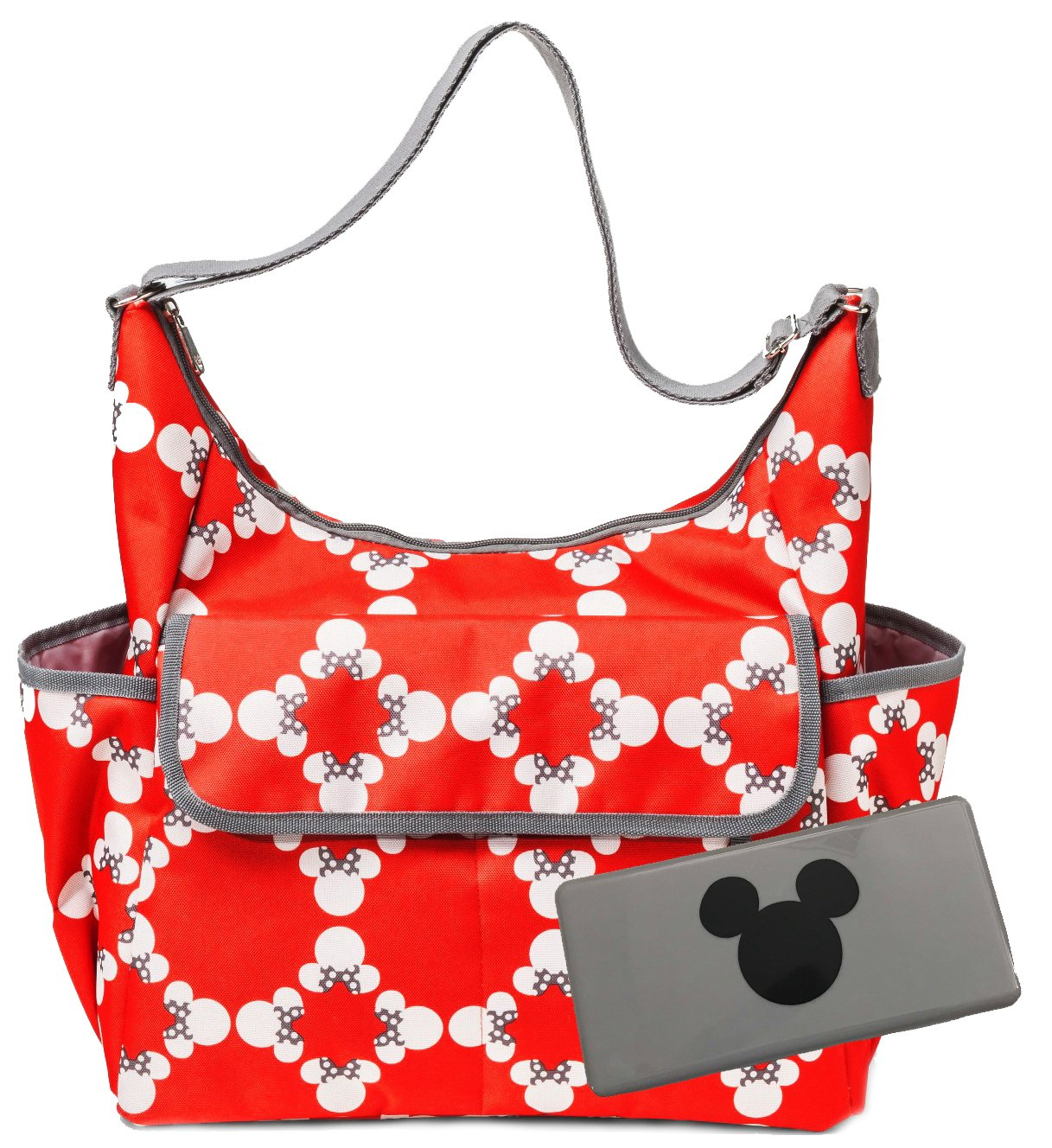 Disney Classic Carryall Diaper Bag - Minnie Mouse -