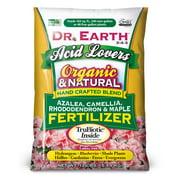 Dr. Earth Organic & Natural Acid Lovers Azalea, Camellia, Rhododendron & Maple 3-4-3, 12lb