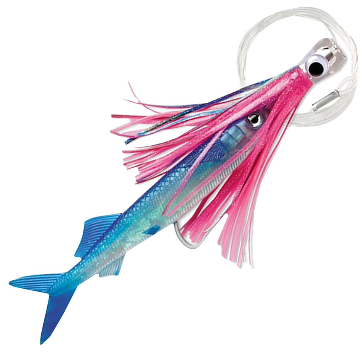 "Williamson Live Ballyhoo Combo Rig Fishing Lure 10.5"" by Williamson Lures"