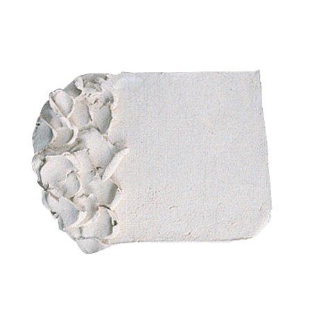 Laguna Dry-Hard Self-Hardening Non-Toxic Modeling Clay, 25 lb Box, White