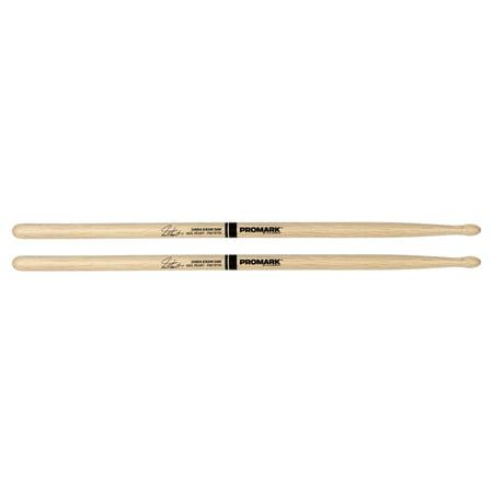 Promark Shira Kashi Oak 747 Neil Peart Wood Tip drumstick (Neil Peart Drumsticks)