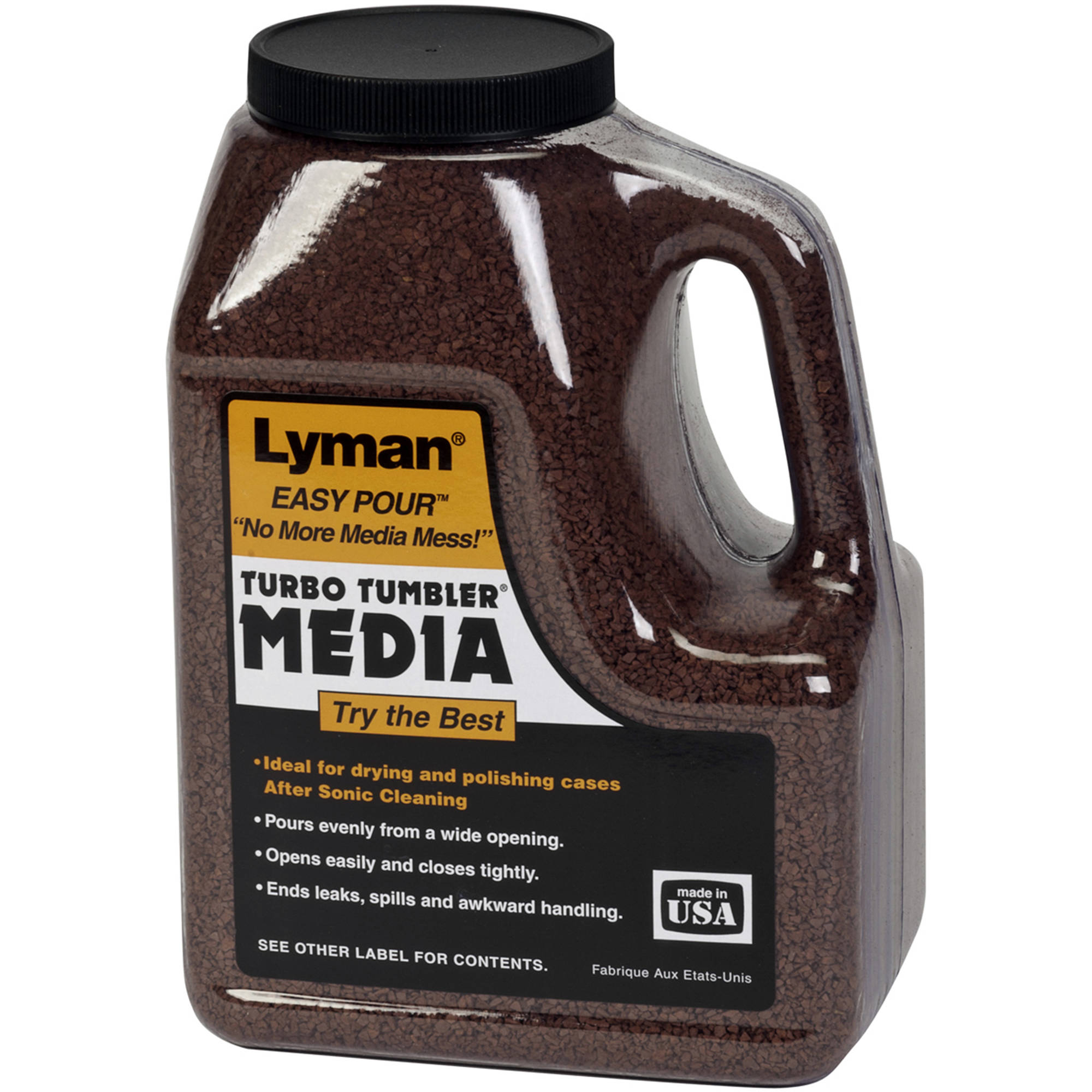 Click here to buy Lyman Tufnut Media 12 lb by Lyman.