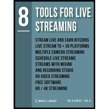 Tools For Live Streaming 8 - eBook (Bigg Boss 8 24 Hours Live Streaming)