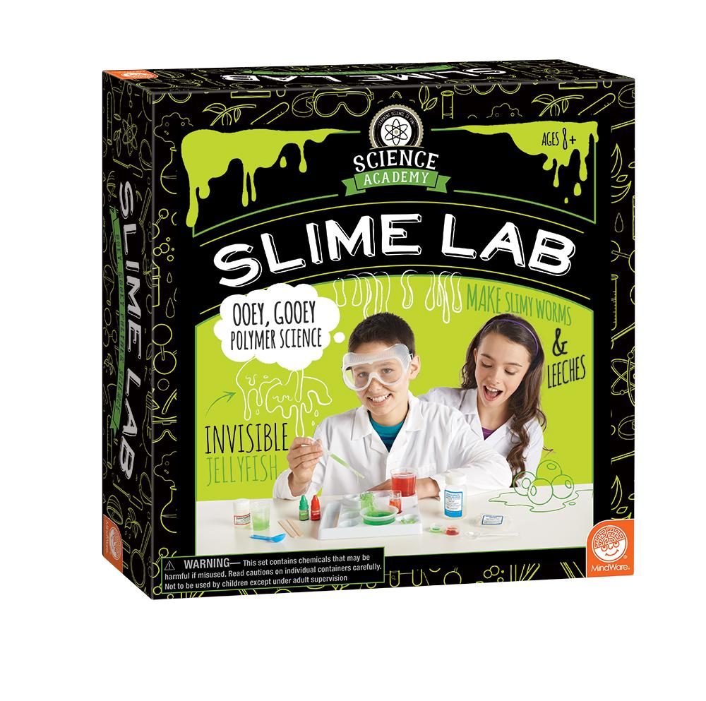 Science Academy: Science Academy Slime Lab (Other) by MindWare