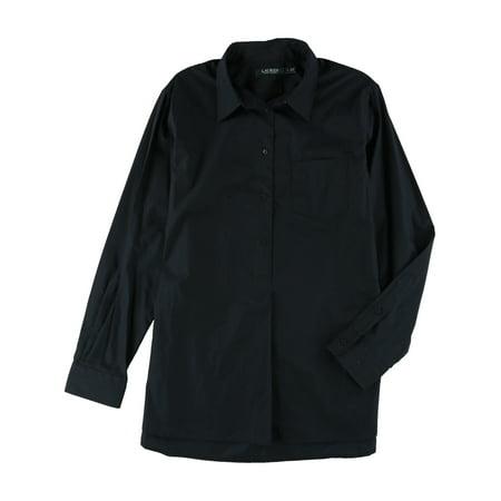 Ralph Lauren Womens Striped Basic T-Shirt red XL - image 1 de 1