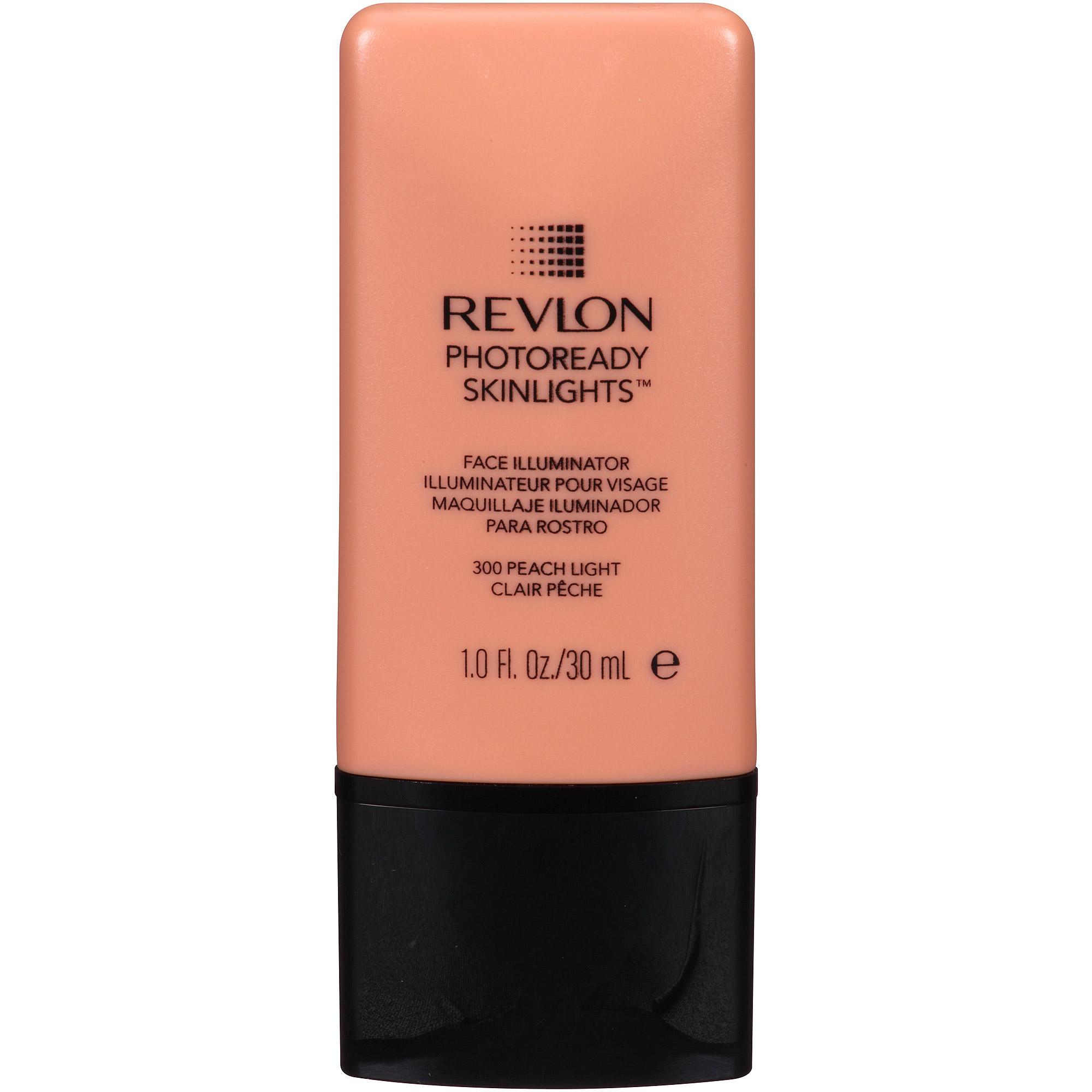 Revlon Photoready Skinlights Face Illuminator 300 Peach Light 1 Fl Oz.