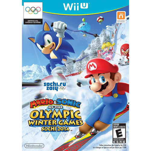 Mario & Sonic at the Olympic Games: Sochi 2014 (Wii U)