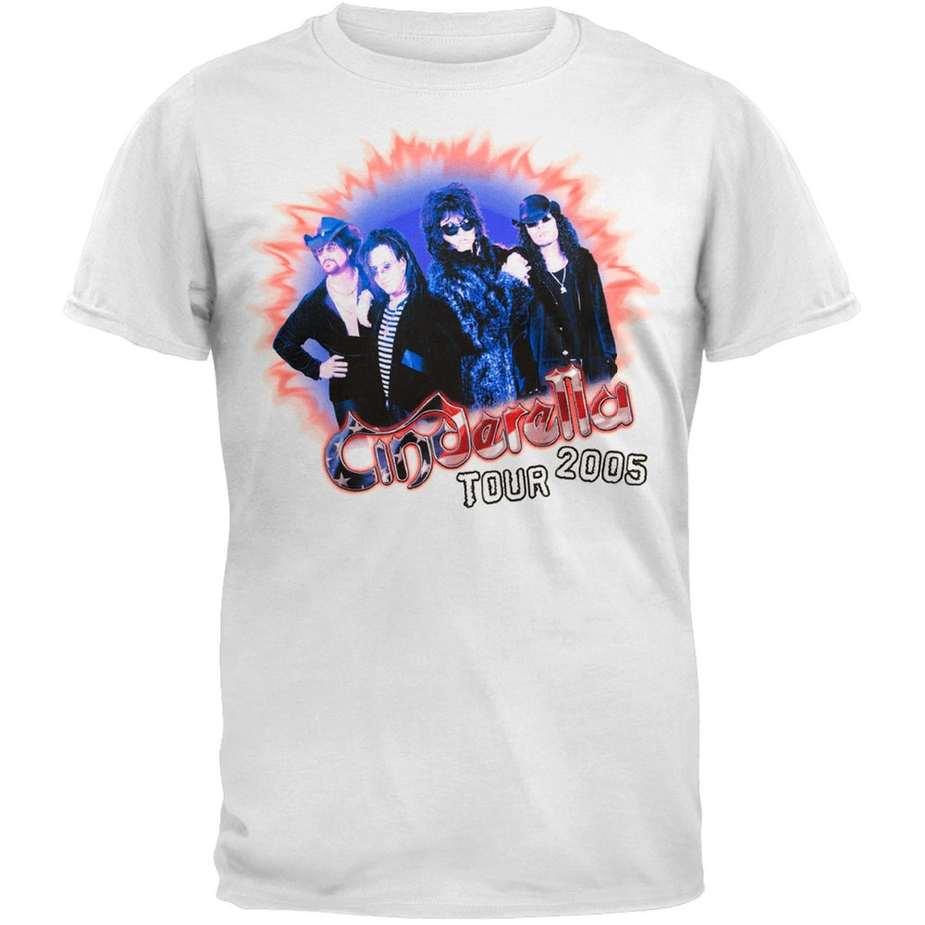 Cinderella - Shades 05 Tour T-Shirt