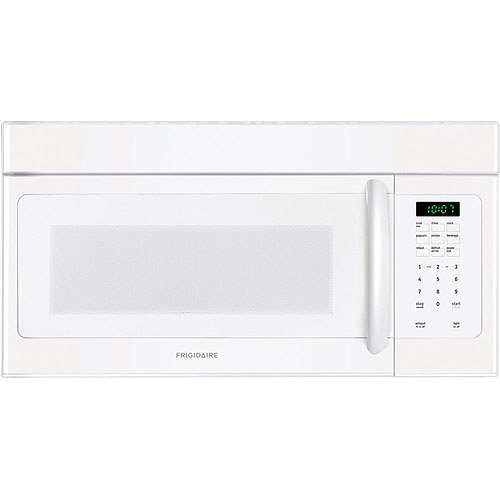 6 Cu Ft Over The Range Microwave Walmart Com Walmart Com
