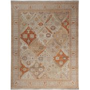 Solo Rugs One-of-a-kind Oushak Hand-knotted Area Rug 8' x 10'