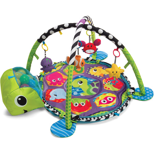 Infantino Grow-with-Me Activity Gym & Ball Pit by Infantino