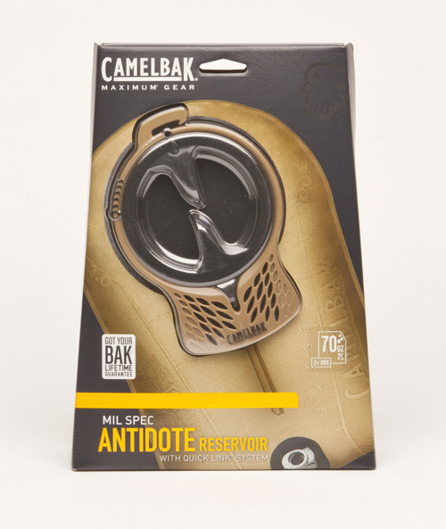 CamelBak 70 oz 2.0L MIL SPEC Antidote Accessory Reservoir 90856 by Supplier Generic